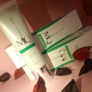 محصولات پوست چرب MQ